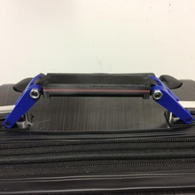 collapsing luggage handle pinshape carrying handle baggage luggage