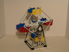 countertopchallenge k-cup ferris wheel pinshape 3d-design