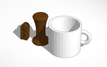 printable coffee set pinshape mugs  cups cup coffee tampers coffee tamper coffee sets coffee set coffee coffee cups coffee cup coffee bag clips coffee bag clip coffee