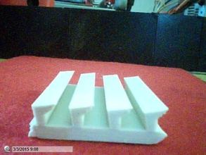 spilis sluicebox generator pinshape goldwash sluicebox gold 3d-design