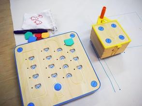 cubetto drawing addon pinshape drawing programming education teaching primo cubetto robotics robot