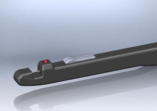 cavo tensione isolamento tester pinshape sonda cavo tester tensione disegno 3d