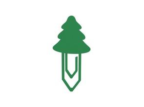 paper clip pinshape christmas tree christmas tree clip paper paperclip paper clips paper clip paper-clip paperclips