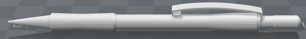 lapicera pinshape pencil pen lapiz lapicera decoration decoracion arte art 3d-design