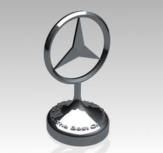 mercedes benz décoration amblem haute qualité pinshape l'automobile amblem mercedes benz logo mercedes benz