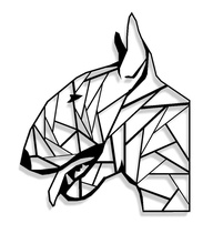 bull terrier Profil pinshape Mail geschützt