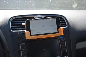 iphone 5 5s 6 6s Halter cd Schlitz KFZ pinshape iphone Halter Auto