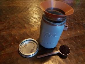 coffee scoop scoop holder funnel mason jar pinshape mason jar tamper coffee-scoop scoop latte portafilter espresso-machine espresso coffee- coffee jars