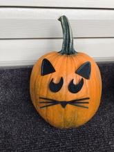 mr pumpkin head halloween cat pumpkin face kids halloween craft pinshape cute cat cat-lover halloween jac-o-lantern pumpkin pumpkin-carving kids-craft halloween-fun pumpkin-decoration