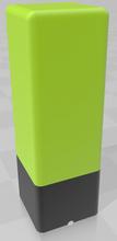 minimalista lámpara forma alfiler luces caja ligera electricidad lámpara