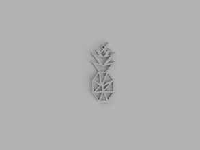 pineapple keychain necklace pinshape jewelry fruits pineapple pineapple-earring pineapple-earrings keychain-- necklaces