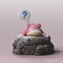 slowpoke Pokemon forma spillo Pokemon slowpoke