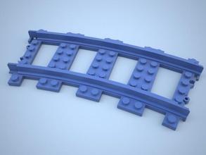 lego train track curved pinshape train lego train track lego city lego curved train track