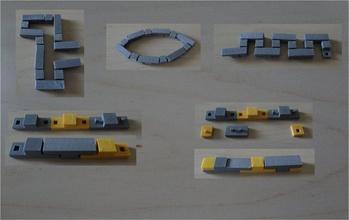 multifuncional haga clic reproducir pinshape Diseño 3d