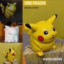Pikachu 1998 pokemon go plantador pokemon Pikachu