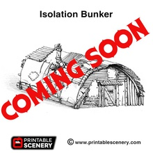 isolamento bunker stampabile scenario aereo Scenario presto in arrivo prodotto tratto obiettivo wasteworld pegno brave new worlds kickstarter