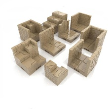 openlock square brick dungeon tiles airplane Scenary openlock square brick dungeon tiles conversion square brick dungeon tiles allow you make clip together parts using openlock system