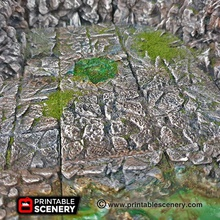 quarry floors - printable scenery airplane Scenary quarry floors set 9 floor tiles sizes pack quarry range designed quarry walls quarry pools streams sets set compatible openlock products download rampage base pack free latest version openlock clip