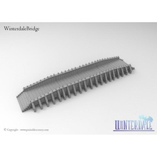winterdale bridge airplane Scenary winterdale bridge modular piece wargame terrain bridge's length entirely customizable allowing you make bridge long short you wish addition you can re-scale bottom supports match chasm use ramps cross flat surface winterdale bridge pre-openlock all components must glued together