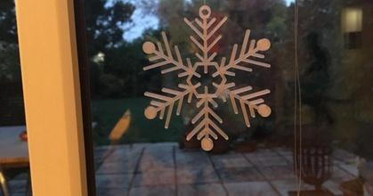 snowflake - perfect winter decoration christmas prusaprinters snowflake - perfect winter decoration christmas prusaprinters