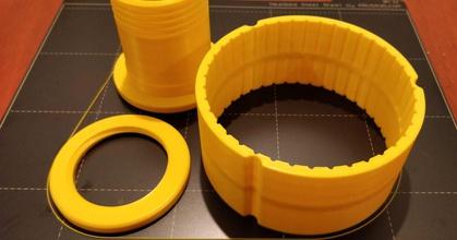 prusament spool master spool adapter prusaprinters prusament spool master spool adapter prusaprinters