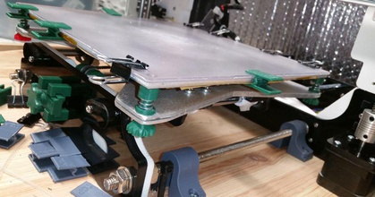 tronxy p802 bed carraige upgrade prusaprinters tronxy p802 bed carraige upgrade prusaprinters