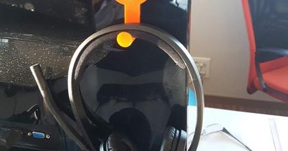 support casque audio pour cran headphone support screen prusaprinters support casque audio pour cran headphone support screen prusaprinters
