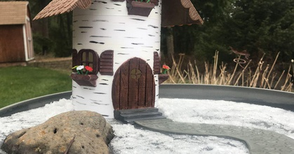 gnome house revisited prusaprinters gnome house revisited prusaprinters