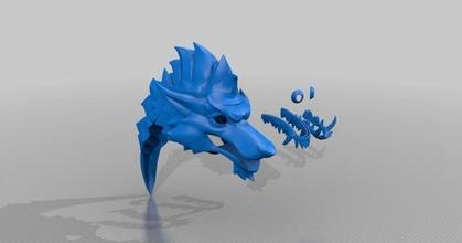 fortnite wolf head mask prusaprinters fortnite wolf head mask prusaprinters