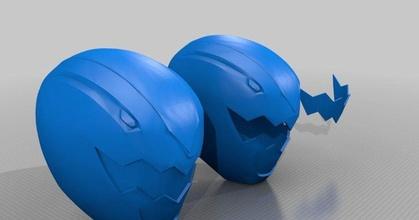 Power ranger helmet