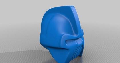 battlestar galactica cylon centurion Helm prusaprinters battlestar galactica cylon centurion Helm prusaprinters