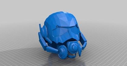 antman helmet prusaprinters antman helmet prusaprinters