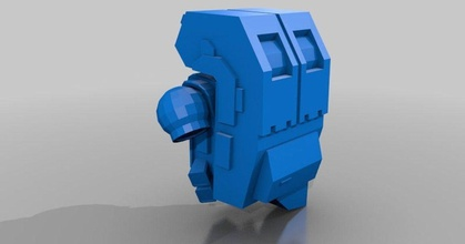 space marine bolter backpack prusaprinters space marine bolter backpack prusaprinters