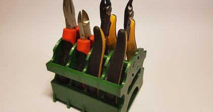plier tools modular desktop stand prusaprinters plier tools modular desktop stand prusaprinters