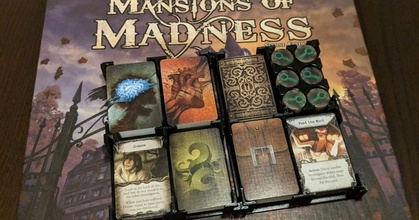 mansions madness card clue tray prusaprinters mansions madness card clue tray prusaprinters