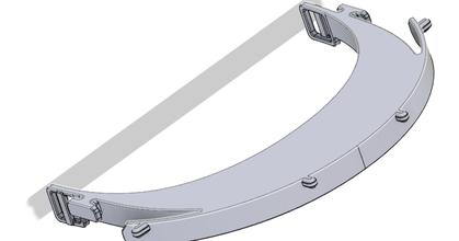 headband tourniquet support brow protector prusaprinters headband tourniquet support brow protector prusaprinters