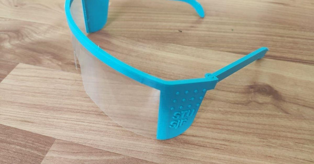 protective goggles foldab