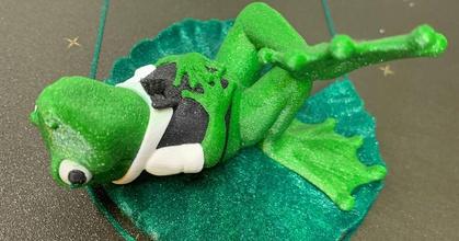 Teich froggy lilypad prusaprinters Teich froggy lilypad prusaprinters