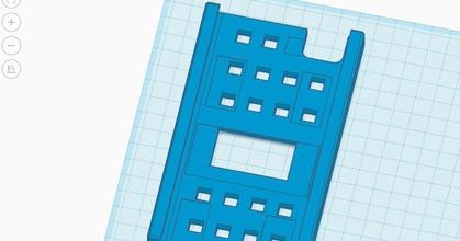 iphone 6 & 7 holder hr herbert richter fast adapter plate prusaprinters iphone 6 & 7 holder hr herbert richter fast adapter plate prusaprinters