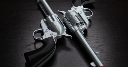 cattleman revolver - colt model 1873 single action army revolver prusaprinters cattleman revolver - colt model 1873 single action army revolver prusaprinters