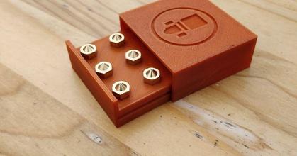 e3d v6 nozzle holder - nozzle holder - nozzle case prusaprinters e3d v6 nozzle holder - nozzle holder - nozzle case prusaprinters
