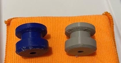 unistrut rail button prusaprinters unistrut rail button prusaprinters