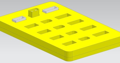 xt30 balance board 3s + 4s prusaprinters xt30 balance board 3s + 4s prusaprinters