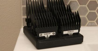 conair hair clipper guard stand holder prusaprinters conair hair clipper guard stand holder prusaprinters