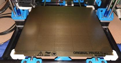 prusa mk2 steel sheet adapters mk42 bed prusaprinters prusa mk2 steel sheet adapters mk42 bed prusaprinters