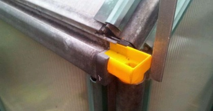 green house rainwater gutter adapter replacement prusaprinters green house rainwater gutter adapter replacement prusaprinters