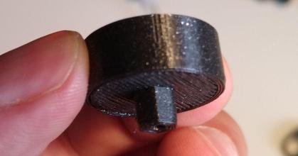 cadence sensor magnet mount prusaprinters cadence sensor magnet mount prusaprinters