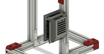electronic box skr mini e3 creality melzi rpi optional box 2020 3030 extrusion  electronic box skr mini e3 creality melzi rpi optional box 2020 3030 extrusion