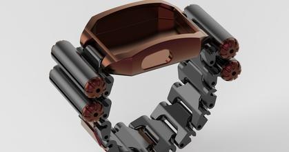 multifuncional mano reloj pulsera v2 web tirador Listo multifuncional mano reloj pulsera v2 web tirador Listo