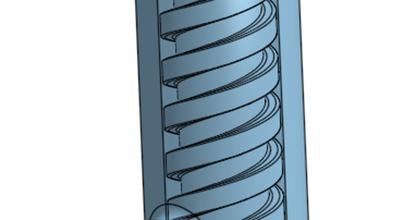 tarière valve d'argile prusaprinters auger vanne d'argile prusaprinters